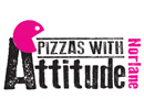 Pizzas with attitude