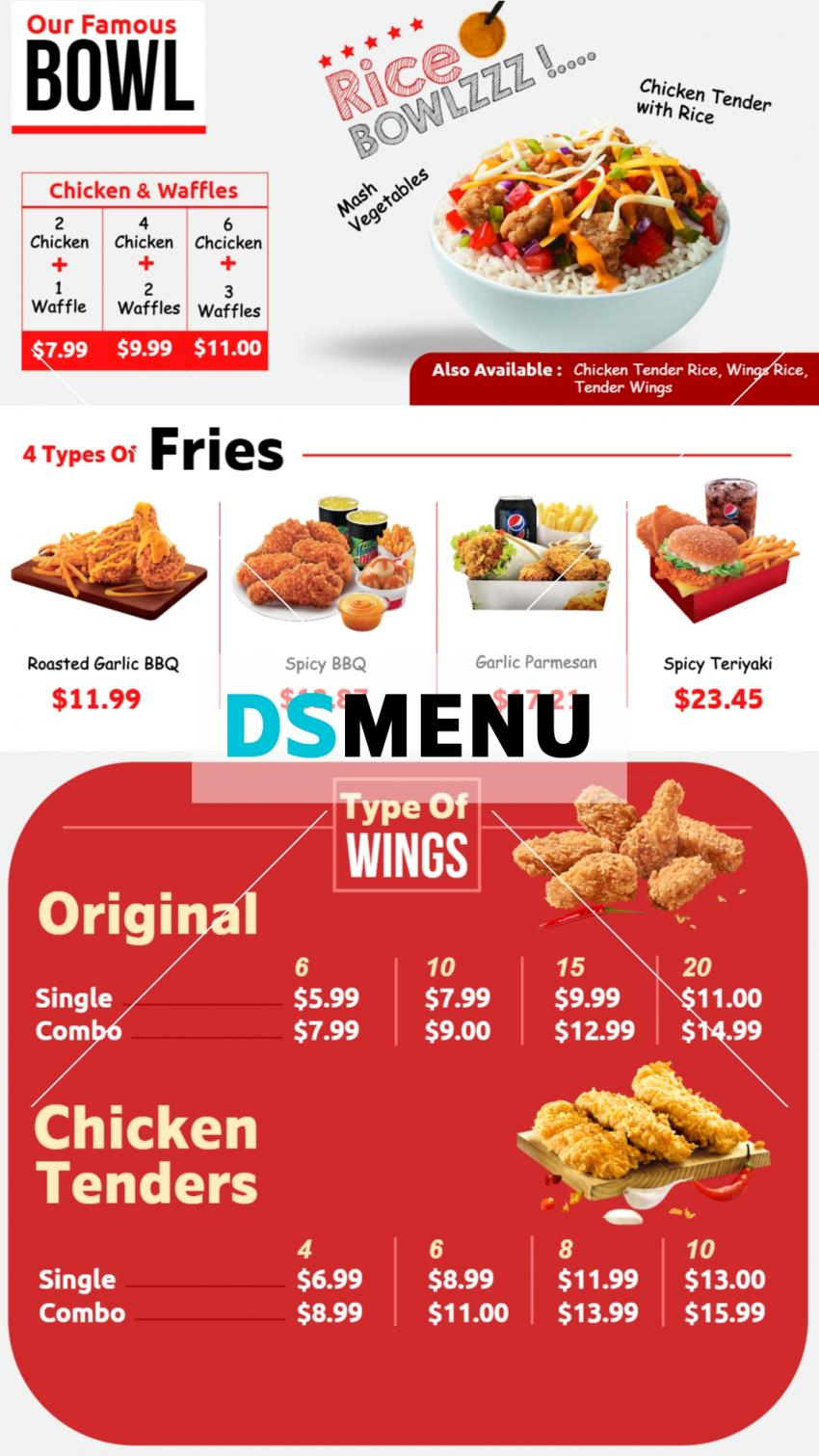 How to make restaurant menu online easily