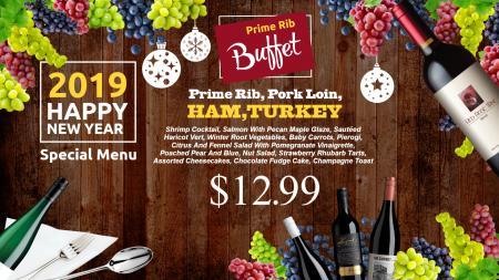 Bar and Grill Menu board | Digital Signage Template