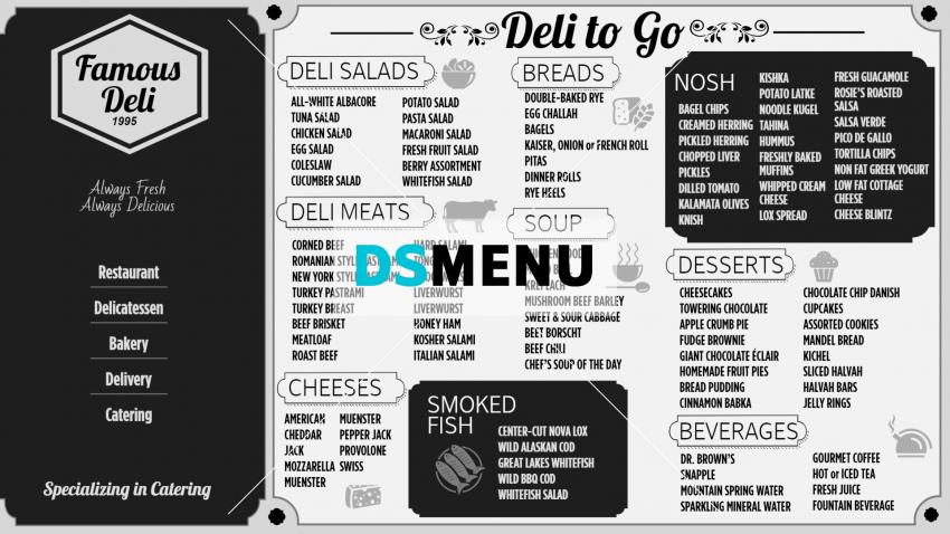 Deli-Digital-Signage-menuboard