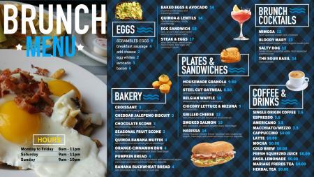 brunch-menuboard-design-dsmenu-02 | Digital Signage Template