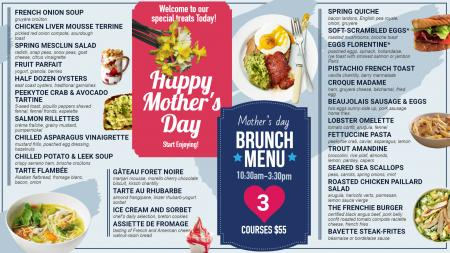 Mother's-Day-Signage-menuboard-01 | Digital Signage Template